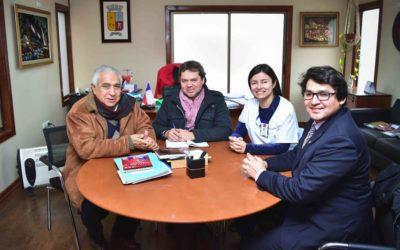 Bulnes pide a delegada de Salud un nuevo hospital para el Diguillín