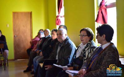 Programa Quiero Mi Barrio comenzaría en Bulnes desde septiembre