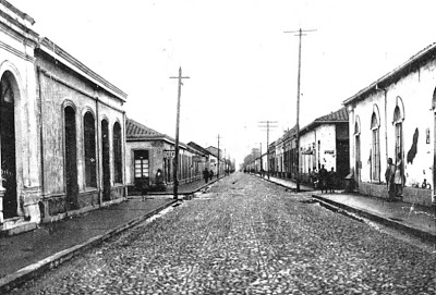 CALLE PRINCIPAL DE BULNES,CARLOS PALACIOS 1930