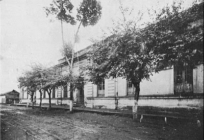 CARCEL DE BULNES 1900