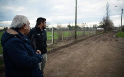 Alcalde de Bulnes pide apurar entrega de recursos para comprar dos camiones tolva