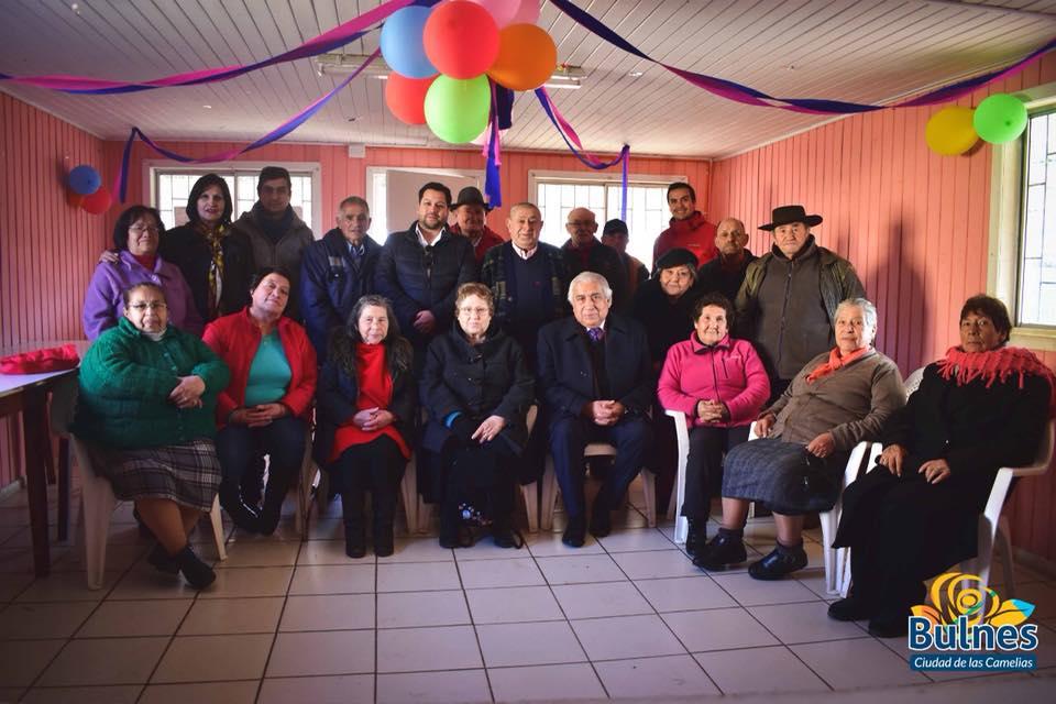 """En villa El Progreso se constituyó el grupo de adulto mayor """"los progresistas"""""""