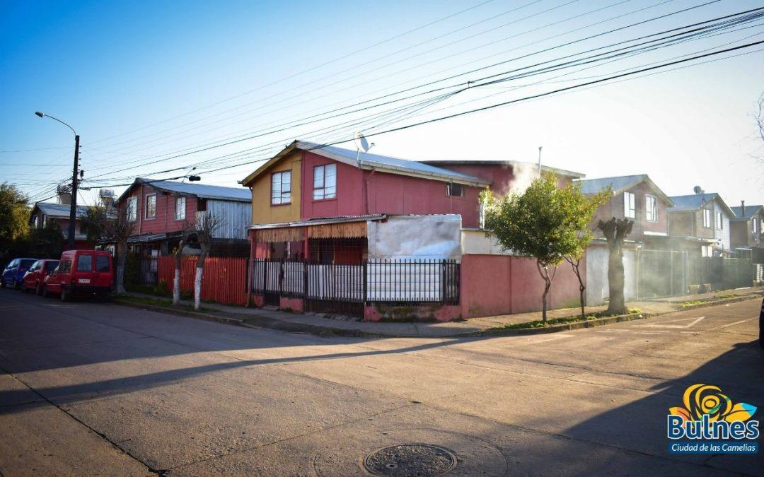 Fijan fecha para el inicio del Programa Quiero Mi Barrio en Bulnes