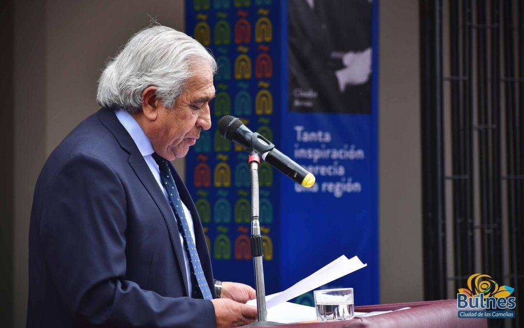 """""""Solo la región de Ñuble puede acabar con la pobreza de este rico territorio"""""""
