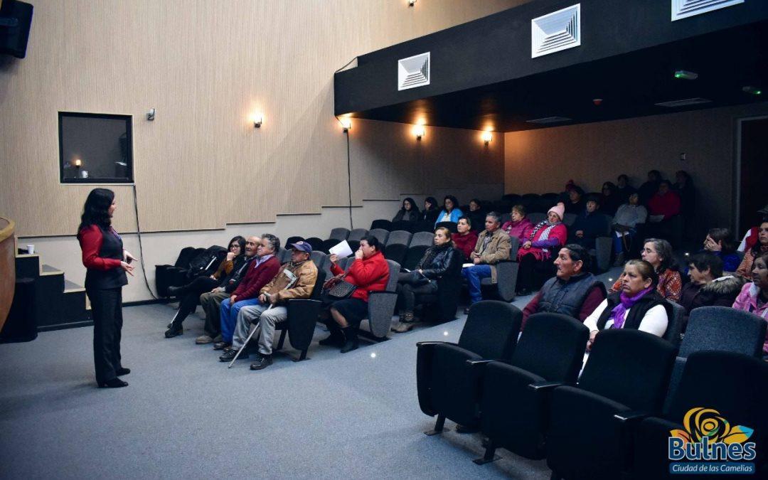 Comunidad local conoce beneficios precisionales por el Programa Familias