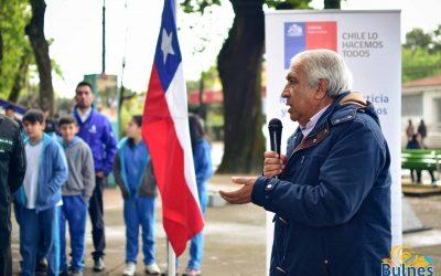 Exitosa Plaza de Justicia en Bulnes