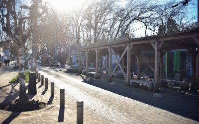 Municipio estudiará obras para mejorar el Paseo Ciudadano que será peatonal