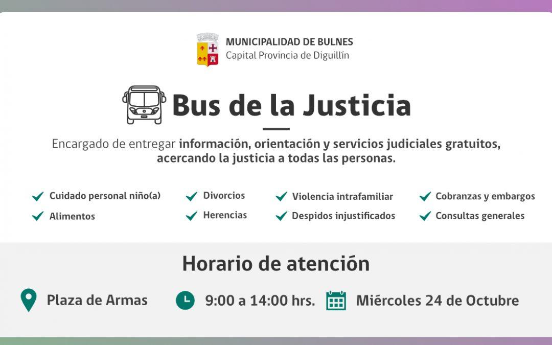 Bus de la Justicia