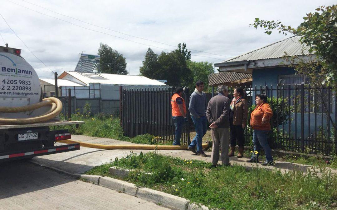 Masiva campaña sanitaria en sectores urbanos y rurales de Bulnes