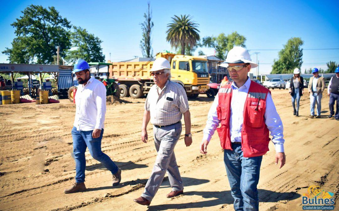 Nuevas Villas Fresia y Las Golondrinas generarán potente polo de desarrollo en Bulnes