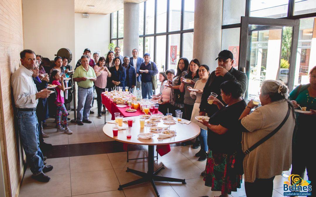 """Con éxito se desarrolló Jornada de Parentalidad Positiva Preventiva en dependencias del """"Edificio de la Cultura"""""""