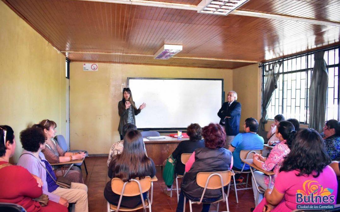 Cierran con éxito plan para mejorar la aislación térmica en casas de Bulnes