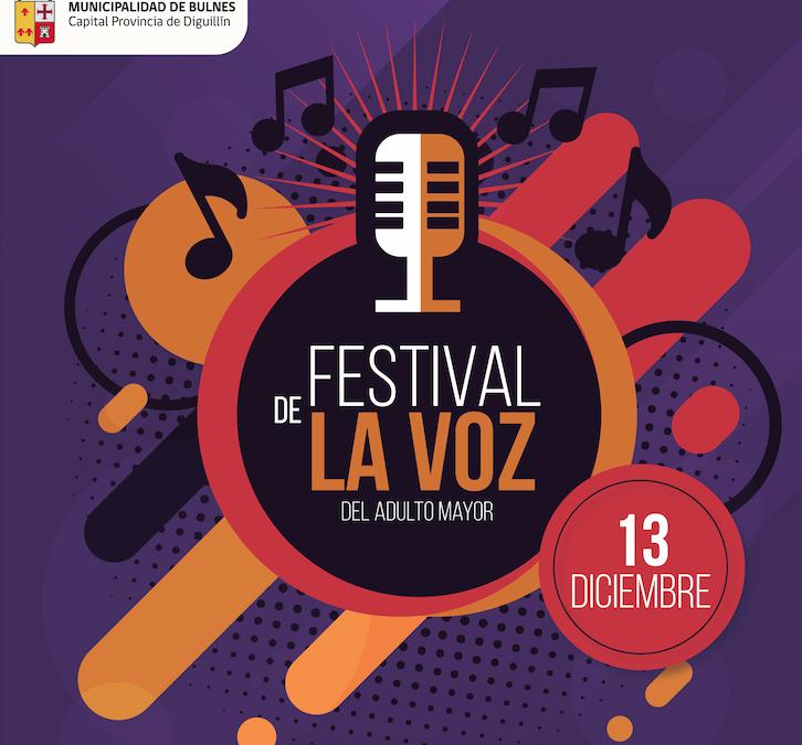 """Bases y ficha de inscripción para """"Festival de la Voz Tercera Edad"""""""