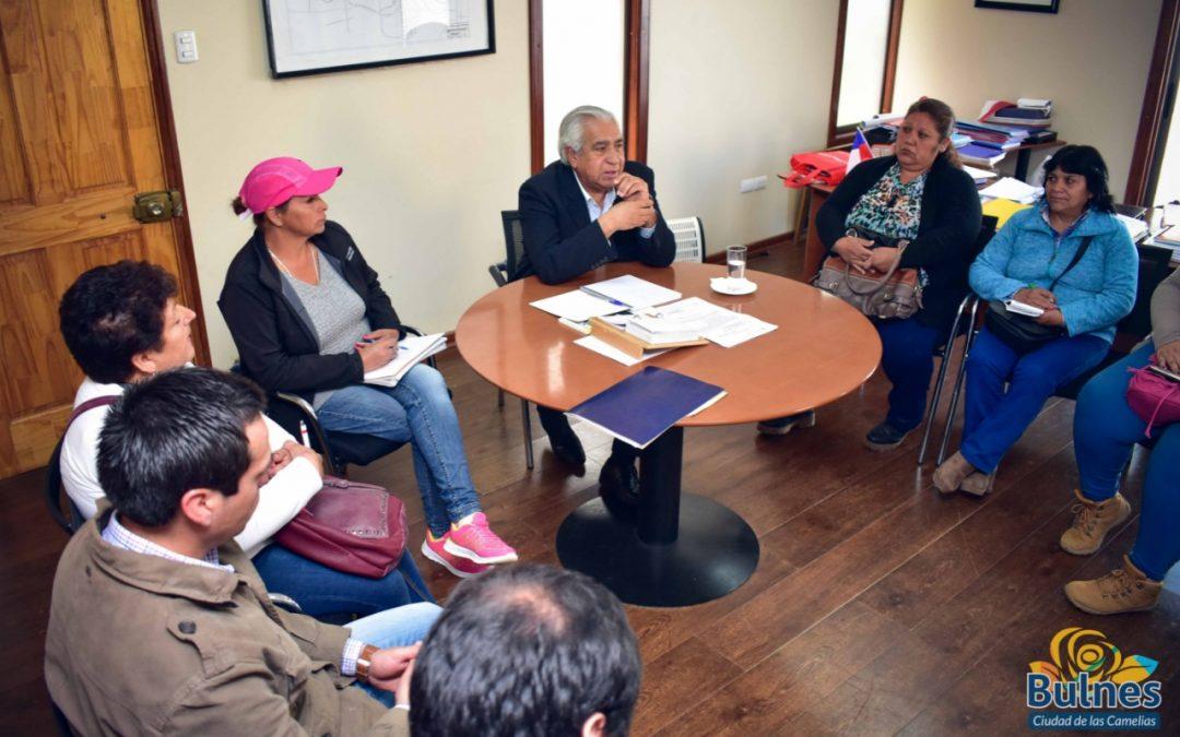 Municipio entrega fondos para mejorar sedes comunitarias urbanas y rurales