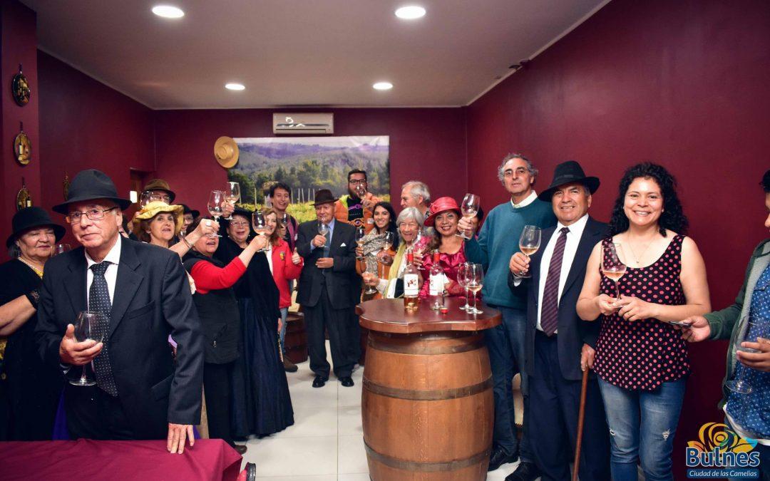 Municipio de Bulnes realiza ruta Cultural y Patrimonial con Adultos Mayores