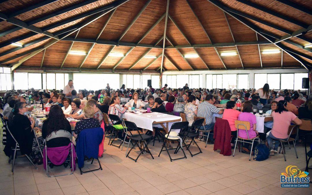 Masivo cierre de actividades anuales de grupos comunales de adultos mayores