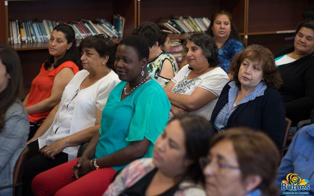 Egreso de 25usuarias del programa Mujeres Jefas de Hogar