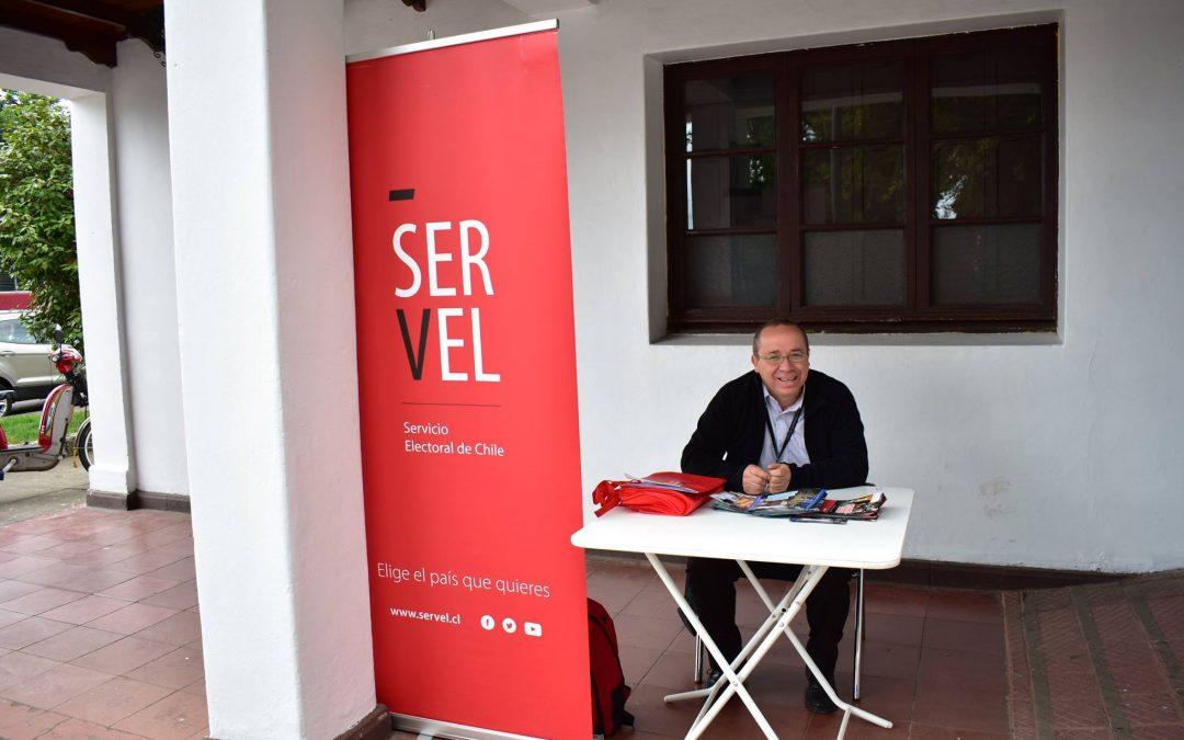 Servicio Electoral cambia domicilios y elimina registro en partidos políticos