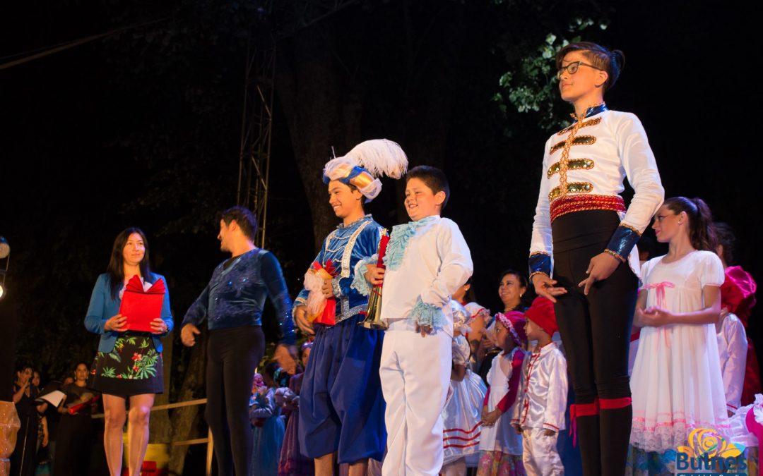 Más de mil personas asistieron a admirar impecable presentación de ballet Cascanueces en Bulnes