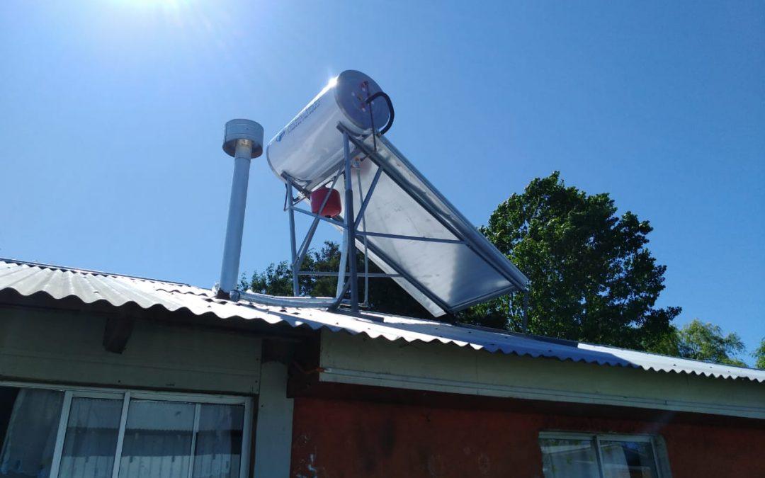 Masivo cierre de plan para instalar paneles solares en Bulnes
