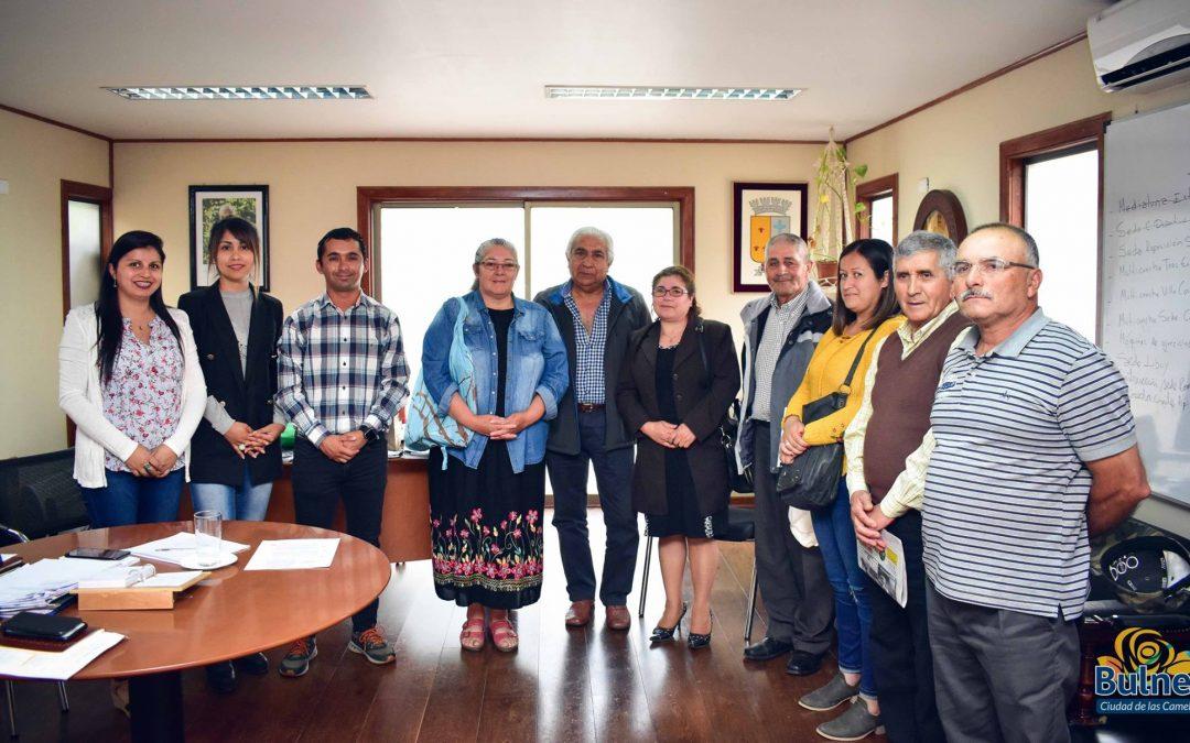 Comité habitacional de Bulnes recibirá subsidios para 19 nuevas viviendas