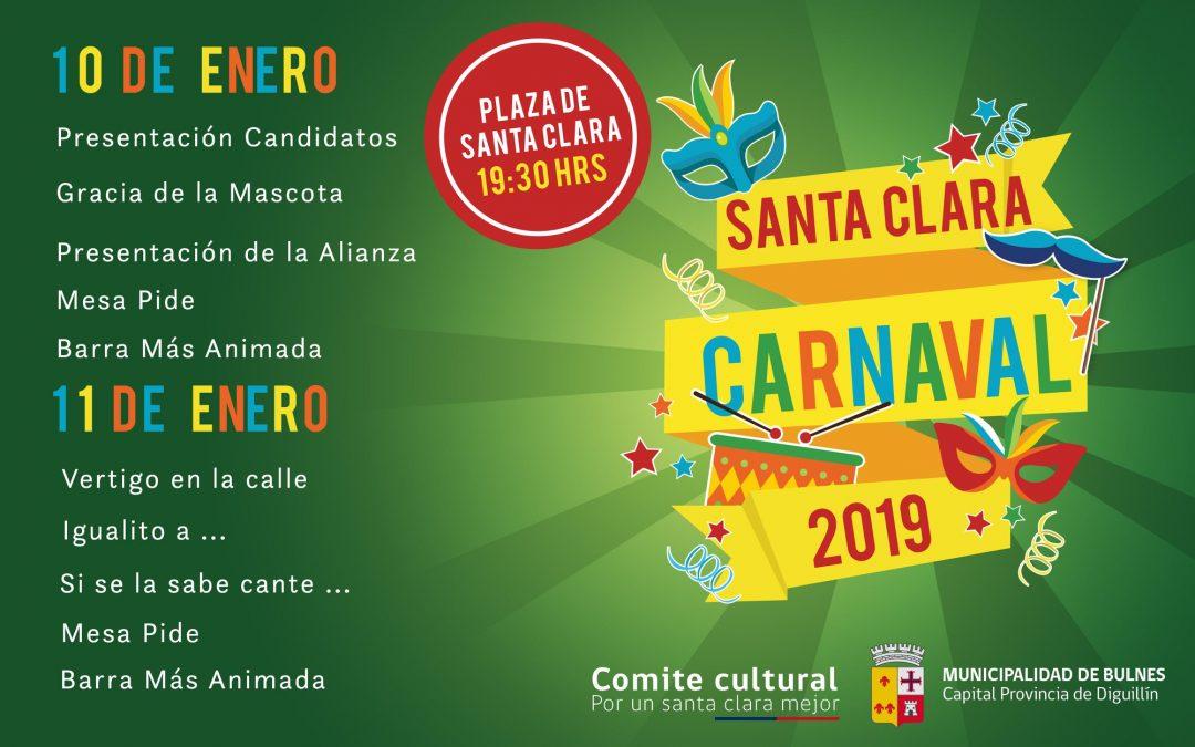 Santa Clara celebra 70 años de su Carnaval con ex reinas de belleza