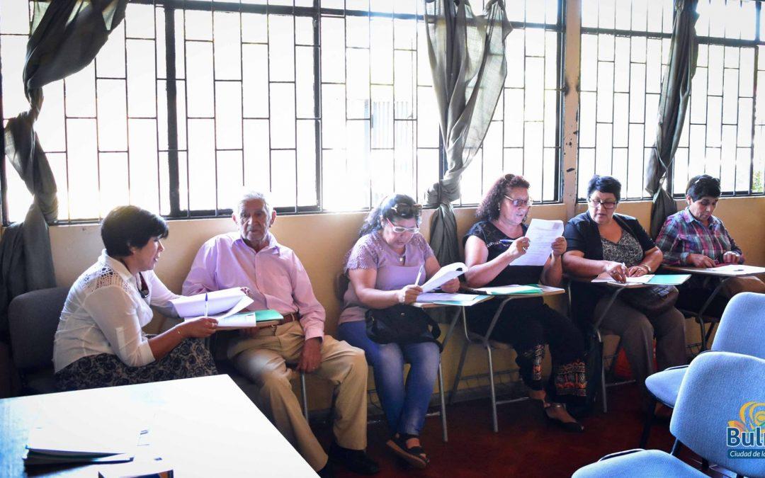 Vivienda entregó beneficios para 17 familias de la comuna de Bulnes