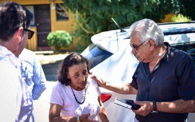 Seremi de Vivienda y alcalde analizan la planificación futura de Bulnes y planes maestros de desarrollo