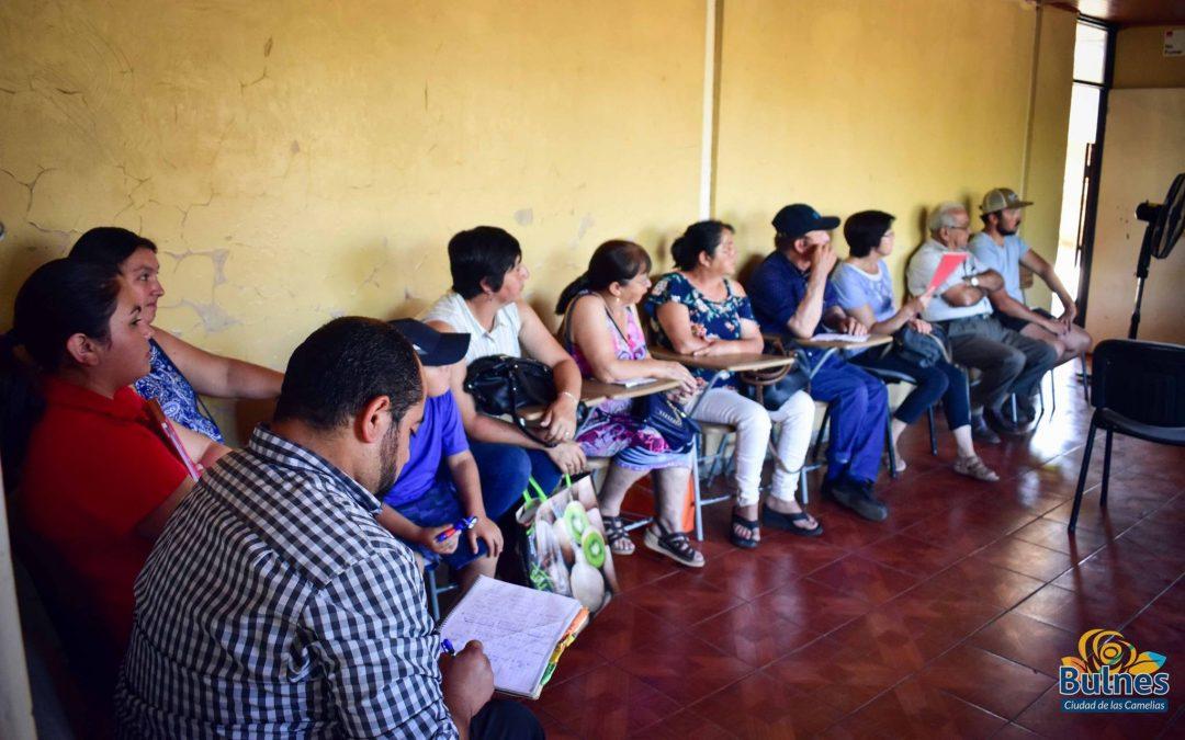 Bulnes busca captar recursos Serviu para nuevo plan habitacional rural