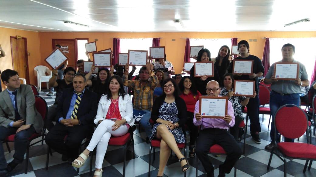 Ceremonia de Certificación