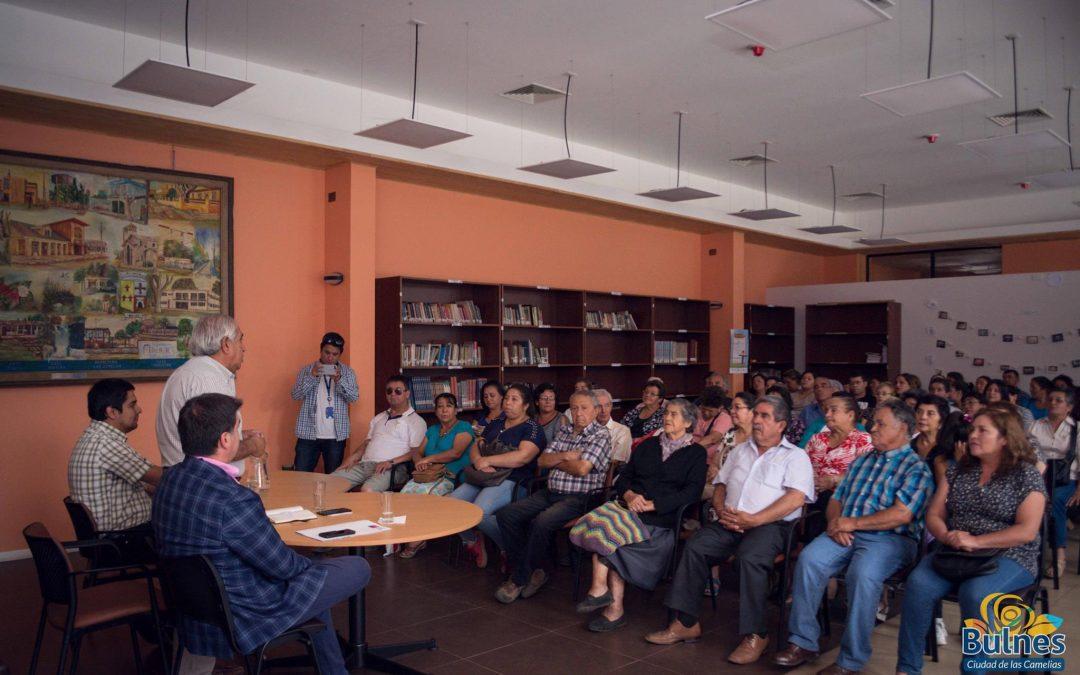 Municipalidad de Bulnes confirma entrega de 66 nuevos subsidios habitacionales