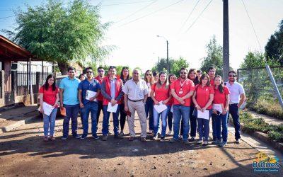 Catastro en Villa El Progreso de Bulnes permitirá definir su desarrollo futuro