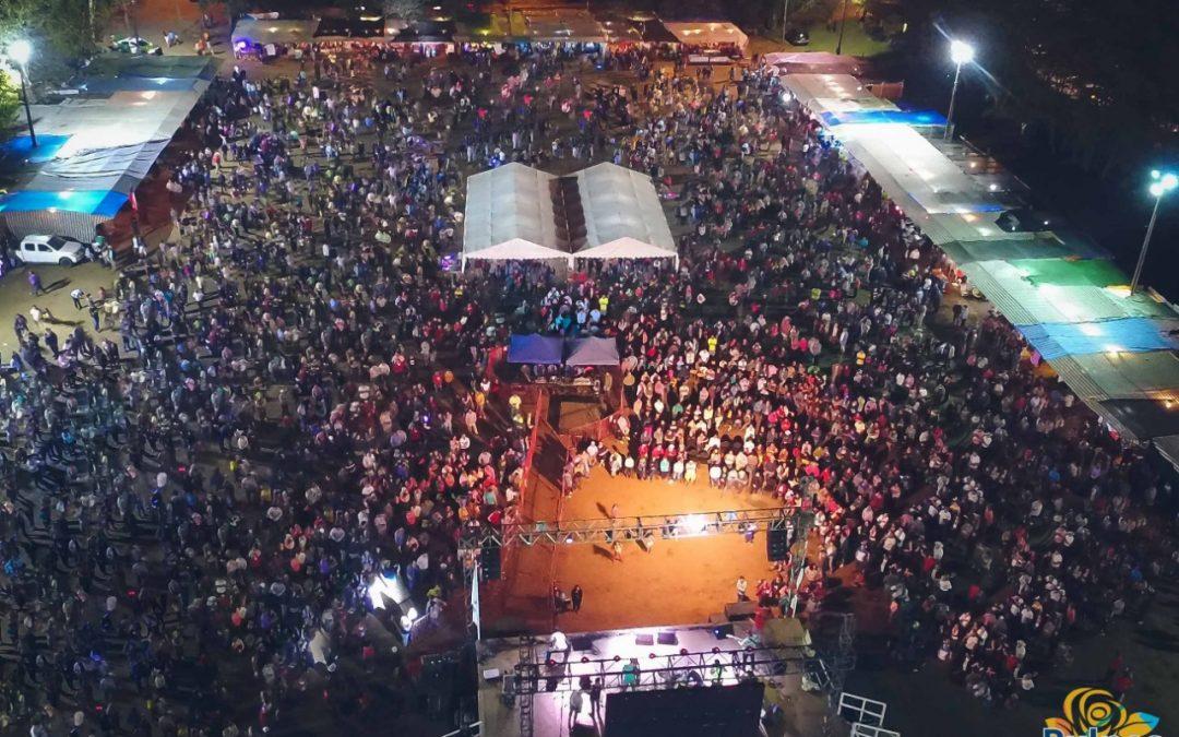 Más de 15.000 personas disfrutaron en Bulnes de la Trilla a Yegua Suelta más grande del Sur de Chile