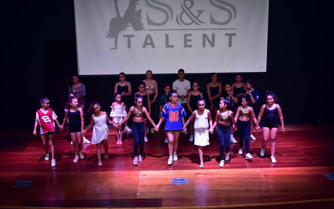 S & S Talent brilló en el Teatro Municipal de Bulnes