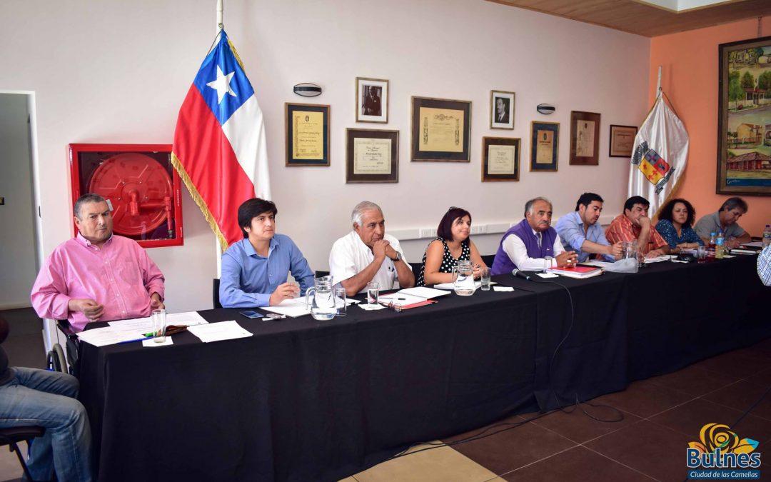 Alcalde y concejo rechazan instalación de medidores inteligentes en Bulnes