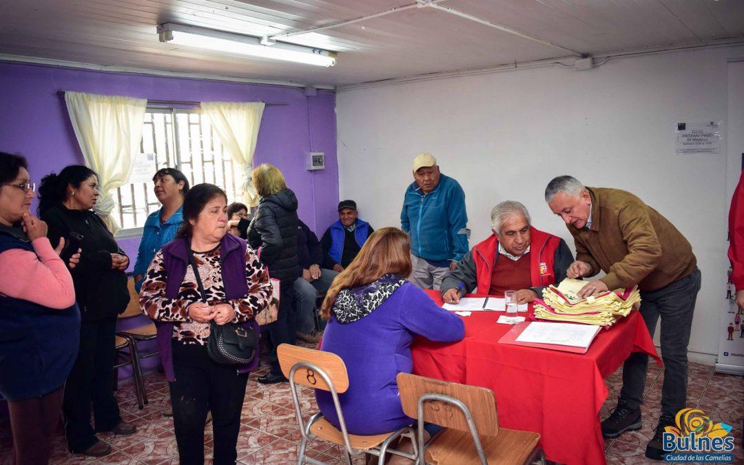 Alcalde encabezó masiva jornada de diálogo con vecinos de Santa Clara
