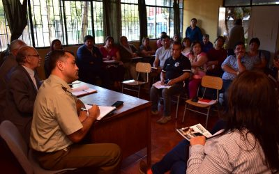 Alcalde de Bulnes coordina con Seremi de Gobierno programas de apoyo comunal