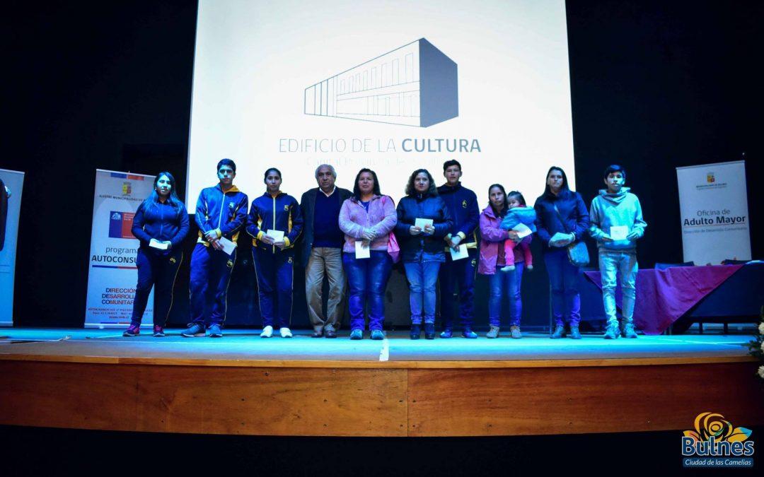 Estudiantes de nuestra comuna fueron beneficiados por la Beca Municipal.