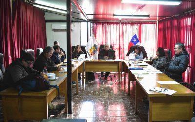 Concejo municipal de Bulnes aprobó otros $30 millones en subvenciones a organizaciones comunales