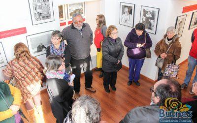 Exitosa visita al Centro Cultural Casa Gonzalo Rojas por parte de delegación de Bulnes