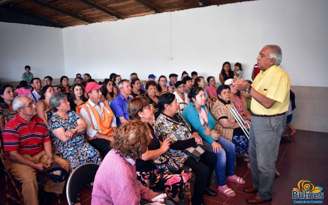 Vecinos de villas Fresia y Las Golondrinas se reunirán con personal del Serviu para conocer avances de sus casas