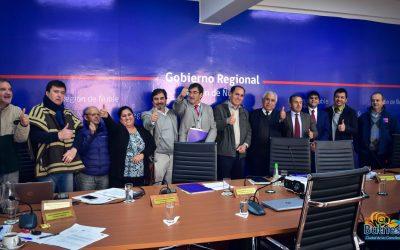 Millonarios proyectos para Bulnes aprueba el Gobierno Regional