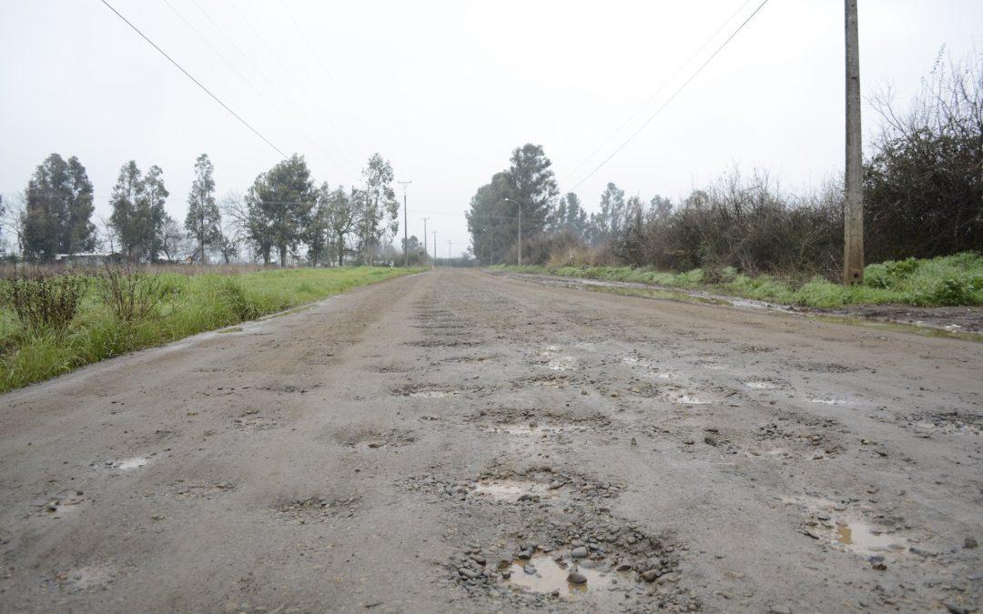 Municipio sumará dos camiones para mejorar caminos de toda la comuna