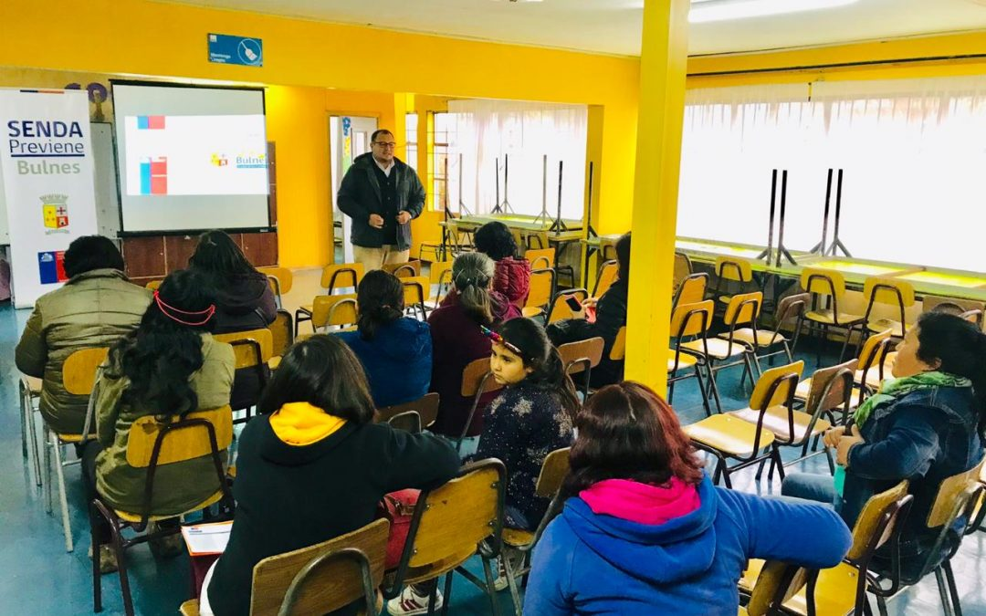 Escuela Eduardo Frei Montalva da inicio a las jornadas de fortalecimiento de habilidades parentales