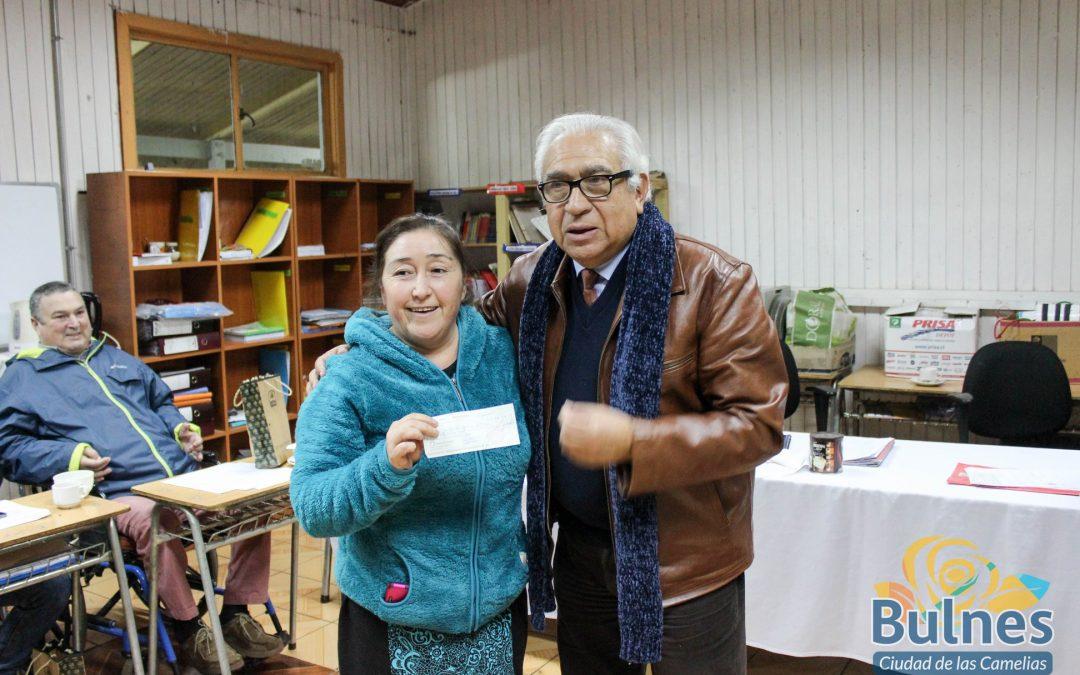 Tres entidades de Bulnes recibieron subvenciones municipales