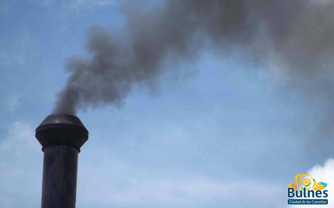 Bulnes adquirió monitor para medir la calidad del aire