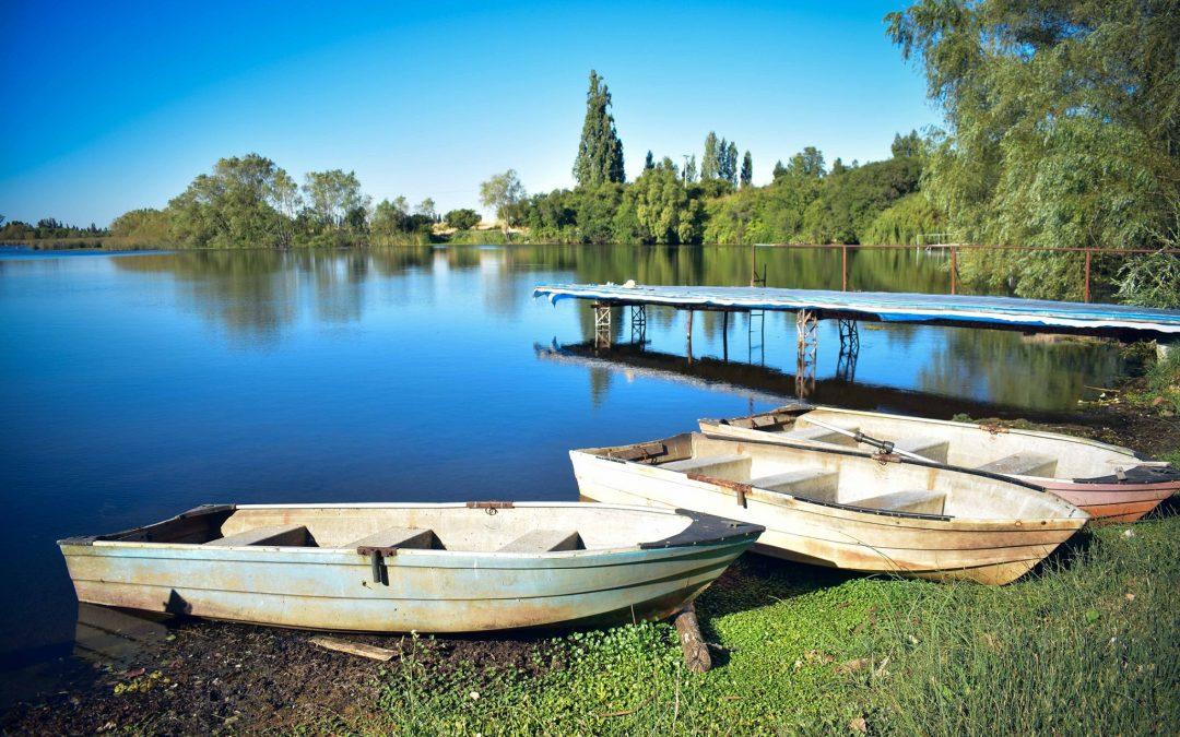 Comunidad de Laguna Santa Elena podrá mejorar caminos del sector