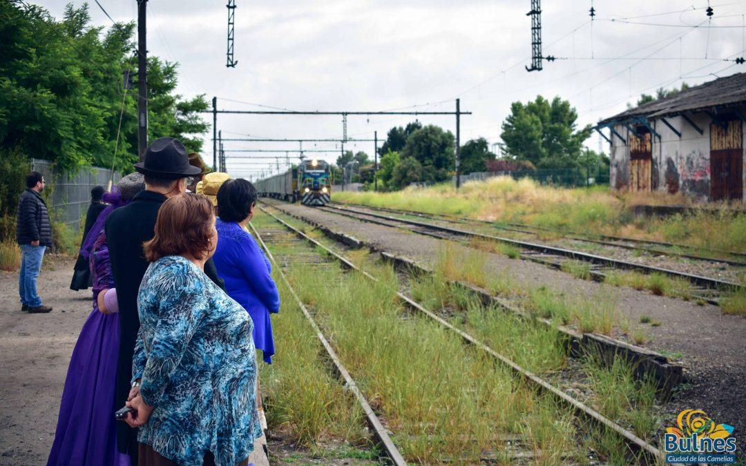 Alcalde espera estudio para crear Metrotren desde Bulnes hacia Chillán