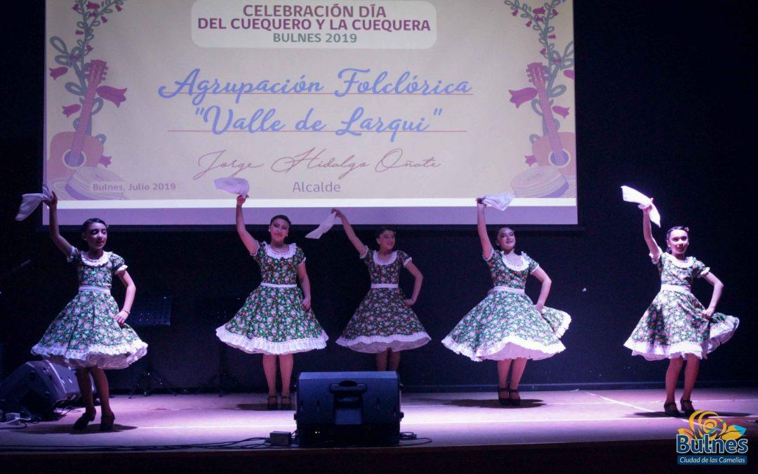 """Gran Celebración del """"Día del Cuequero y de la Cuequera"""" en Bulnes"""