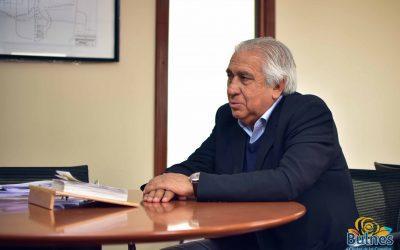 Buen desempeño de Bulnes es premiado por la Subsecretaría de Desarrollo Regional